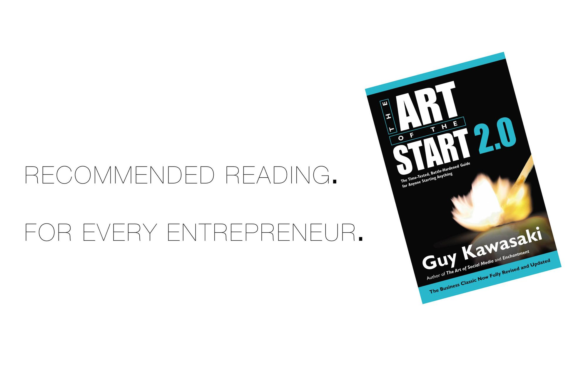Book Review: Guy Kawasaki, The Art of the Start 2.0